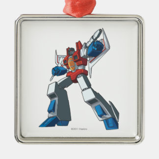 Starscream 2 metal ornament