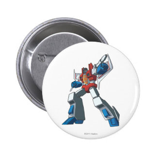 Starscream 2 pinback button