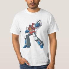 Starscream 2 T-shirt at Zazzle