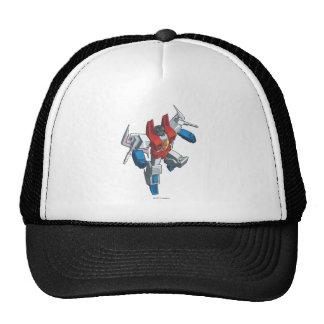 Starscream 3 trucker hats