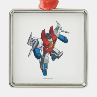 Starscream 3 metal ornament