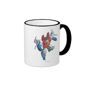 Starscream 3 ringer coffee mug