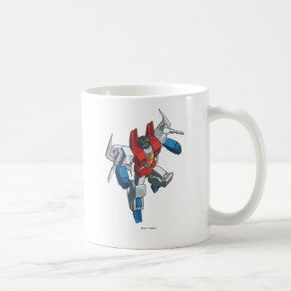 Starscream 3 tazas de café