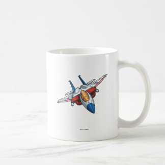 Starscream Jet Mode Coffee Mug