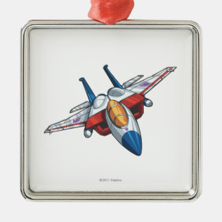 Starscream Jet Mode Metal Ornament