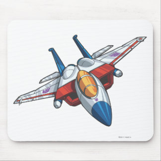 Starscream Jet Mode Mouse Pad