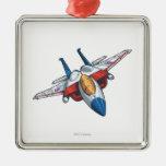 Starscream Jet Mode Ornament