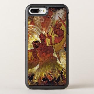 Starscream Propaganda OtterBox Symmetry iPhone 7 Plus Case