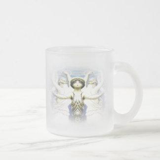 Starseed Frosted Glass Coffee Mug
