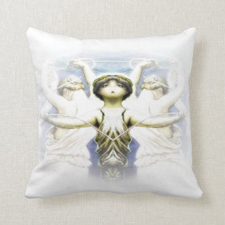 Starseed Throw Pillow