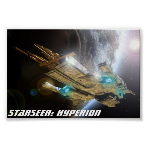 Starseer: Poster de Hyperion