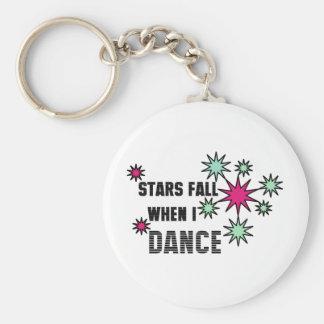 starsfalldance keychain