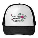 starsfalldance trucker hats