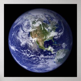 Starship Earth Poster