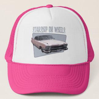 Starship on Wheels Trucker Hat