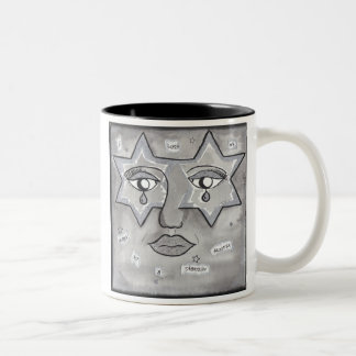 Starship Trooper Two-Tone Coffee Mug