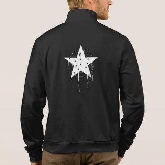 starshot printed jacket