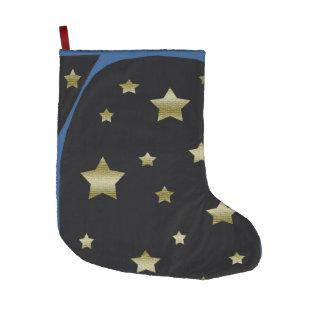 starsock bota navideña grande