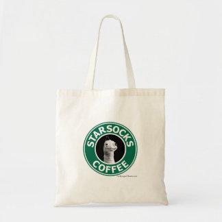 Starsocks Coffee Budget Tote Bag