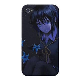 Starstruck Anime GIrl iPhone 4/4S Cover