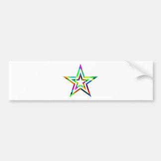Starstruck SF Bumper Sticker