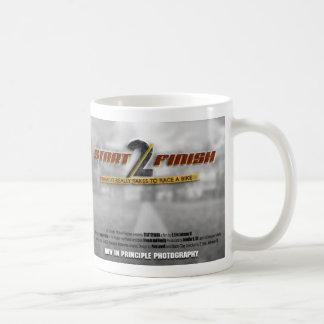 Start 2 FInish/Lill Monster Executive Coffee Mug
