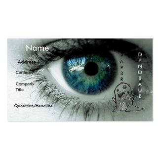start a company business card