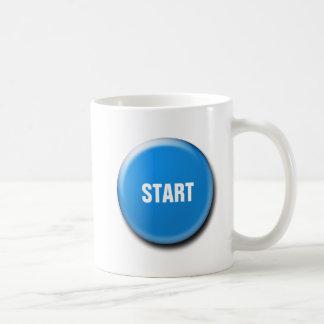 START button Coffee Mugs