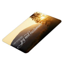 Start Each Day With Joy Magnet