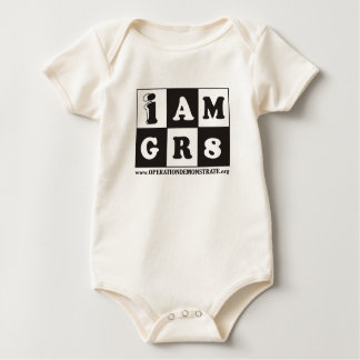Start 'em off young - Customized Baby Bodysuit