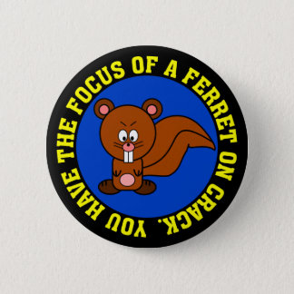 Start focusing on getting your job done pinback button