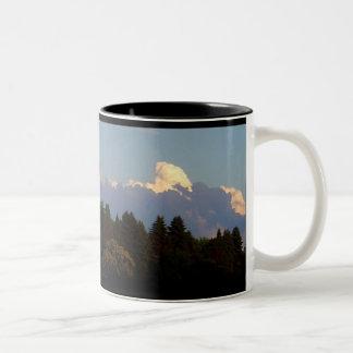 Start Fresh... Two-Tone Coffee Mug