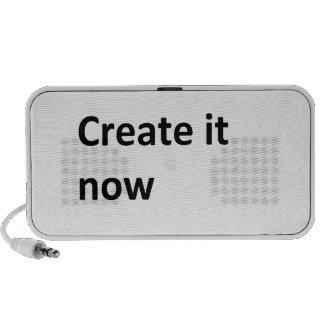 Start here create your own mini speakers
