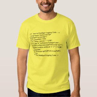 <!-- Start of HubSpot Logging Code  --><script… Playera