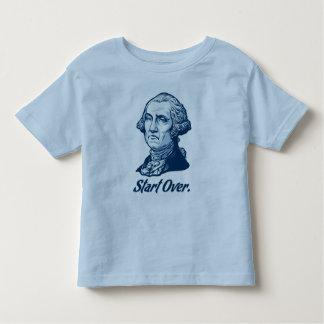 Start Over George WashingtonT-Shirt Shirts