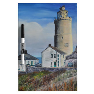 Start Point Lighthouse Dry Erase Board