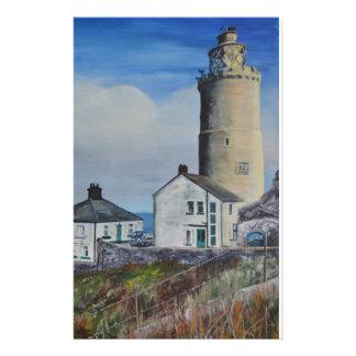 Start Point Lighthouse Stationery