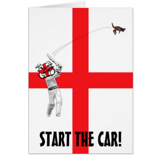 Start the car cards