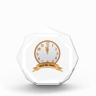 Start The Clock Award