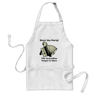Start the Party! Adult Apron