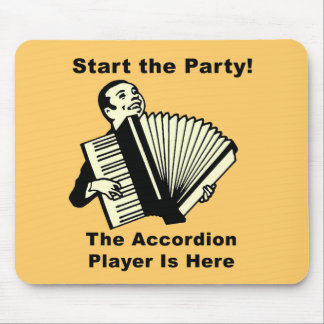 Start the Party! Mouse Pad