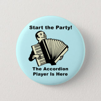 Start the Party! Pinback Button