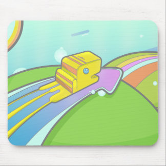 Start the trip mouse pad