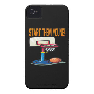 Start Them Young iPhone 4 Case-Mate Case