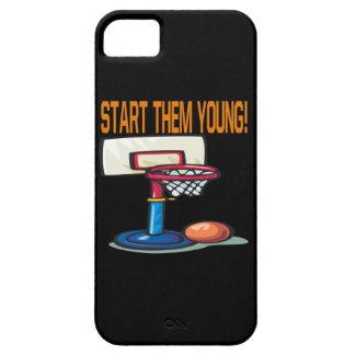 Start Them Young iPhone 5 Case