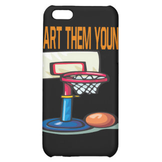 Start Them Young Cover For iPhone 5C