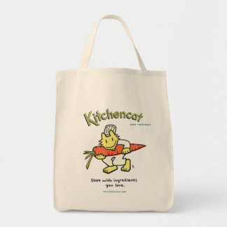 """Start with Ingredients you love"" Canvas bag"