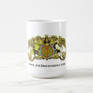 Start your day off right.....with a cuppa 43rd. coffee mugs