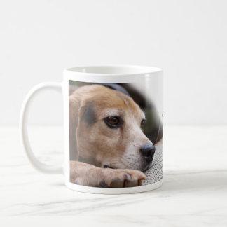 Start Your Day the Beagle Way Coffee Mug