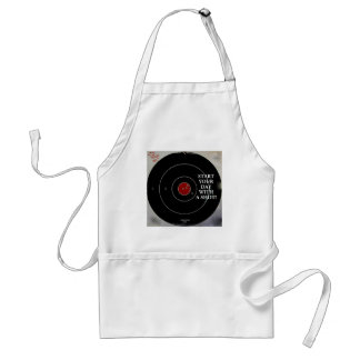START YOUR DAY WITH A SHOT APRONS